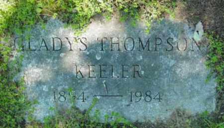 THOMPSON, GLADYS - Berkshire County, Massachusetts   GLADYS THOMPSON - Massachusetts Gravestone Photos