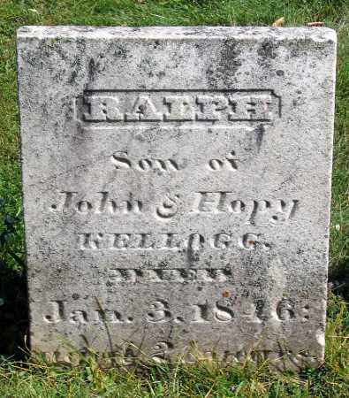 KELLOGG, RALPH - Berkshire County, Massachusetts | RALPH KELLOGG - Massachusetts Gravestone Photos