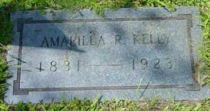 KELLY, AMARILLA R - Berkshire County, Massachusetts | AMARILLA R KELLY - Massachusetts Gravestone Photos