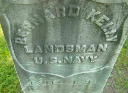 KELLY, BERNARD - Berkshire County, Massachusetts | BERNARD KELLY - Massachusetts Gravestone Photos