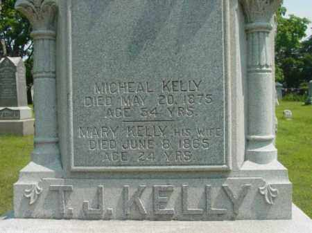 KELLY, MARY - Berkshire County, Massachusetts | MARY KELLY - Massachusetts Gravestone Photos