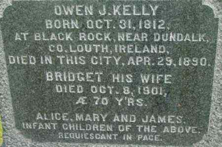 KELLY, OWEN J - Berkshire County, Massachusetts | OWEN J KELLY - Massachusetts Gravestone Photos