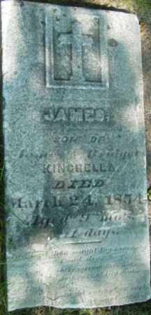 KINCHELLA, JAMES - Berkshire County, Massachusetts   JAMES KINCHELLA - Massachusetts Gravestone Photos