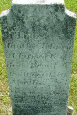KING, CLARISSA A - Berkshire County, Massachusetts   CLARISSA A KING - Massachusetts Gravestone Photos