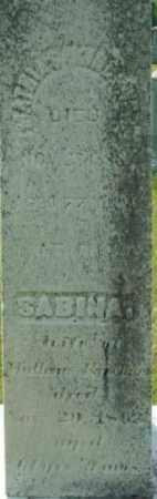 KIRCHNER, SABINA - Berkshire County, Massachusetts | SABINA KIRCHNER - Massachusetts Gravestone Photos