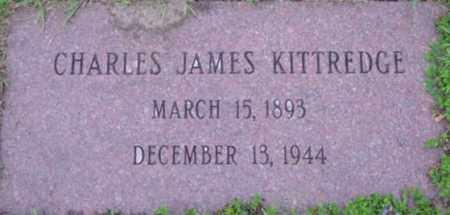 KITTREDGE, CHARLES JAMES - Berkshire County, Massachusetts | CHARLES JAMES KITTREDGE - Massachusetts Gravestone Photos