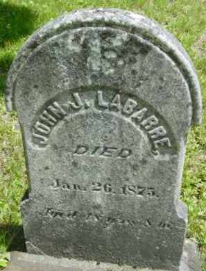 LABARRE, JOHN J - Berkshire County, Massachusetts | JOHN J LABARRE - Massachusetts Gravestone Photos
