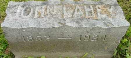 LAHEY, JOHN - Berkshire County, Massachusetts | JOHN LAHEY - Massachusetts Gravestone Photos