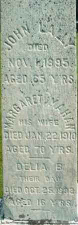 LALLY, DELIA B - Berkshire County, Massachusetts | DELIA B LALLY - Massachusetts Gravestone Photos