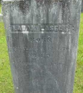 LASSELL, LABAN - Berkshire County, Massachusetts   LABAN LASSELL - Massachusetts Gravestone Photos