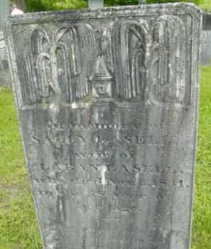 LASSELL, SALLY - Berkshire County, Massachusetts | SALLY LASSELL - Massachusetts Gravestone Photos