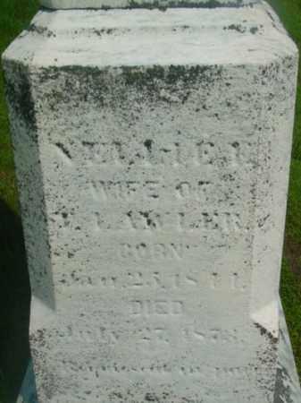 LAWLER, NELLIE F - Berkshire County, Massachusetts | NELLIE F LAWLER - Massachusetts Gravestone Photos