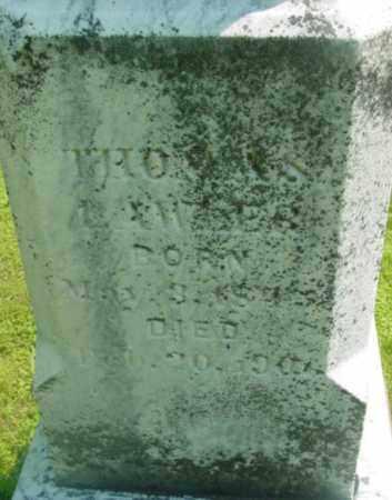 LAWLER, THOMAS - Berkshire County, Massachusetts | THOMAS LAWLER - Massachusetts Gravestone Photos