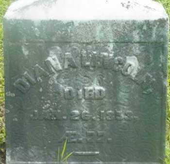 LINCOLN, DIANA - Berkshire County, Massachusetts   DIANA LINCOLN - Massachusetts Gravestone Photos