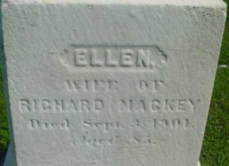 MACKEY, ELLEN - Berkshire County, Massachusetts | ELLEN MACKEY - Massachusetts Gravestone Photos