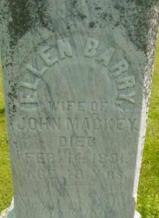 BARRY, ELLEN - Berkshire County, Massachusetts | ELLEN BARRY - Massachusetts Gravestone Photos
