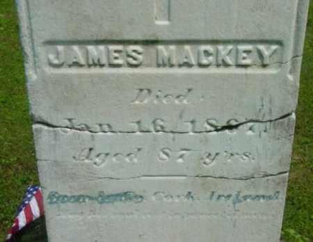 MACKEY, JAMES - Berkshire County, Massachusetts | JAMES MACKEY - Massachusetts Gravestone Photos