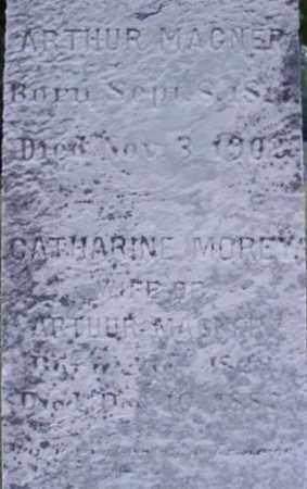 MOREY MAGNER, CATHARINE - Berkshire County, Massachusetts | CATHARINE MOREY MAGNER - Massachusetts Gravestone Photos