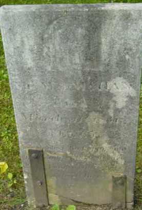 MAHAN, WILLIAM - Berkshire County, Massachusetts | WILLIAM MAHAN - Massachusetts Gravestone Photos