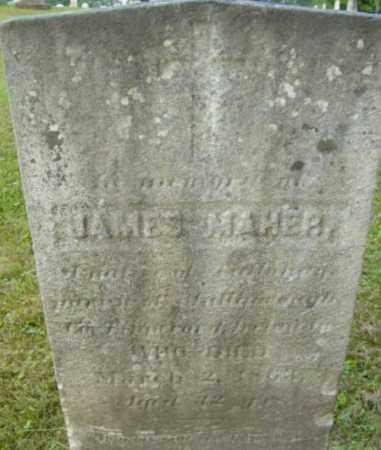 MAHER, JAMES - Berkshire County, Massachusetts | JAMES MAHER - Massachusetts Gravestone Photos