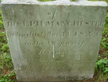 MANCHESTER, JOSEPH - Berkshire County, Massachusetts   JOSEPH MANCHESTER - Massachusetts Gravestone Photos