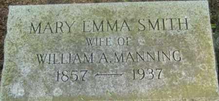 SMITH, MARY EMMA - Berkshire County, Massachusetts | MARY EMMA SMITH - Massachusetts Gravestone Photos