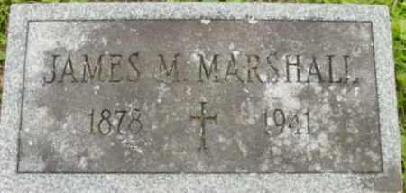 MARSHALL, JAMES M - Berkshire County, Massachusetts   JAMES M MARSHALL - Massachusetts Gravestone Photos