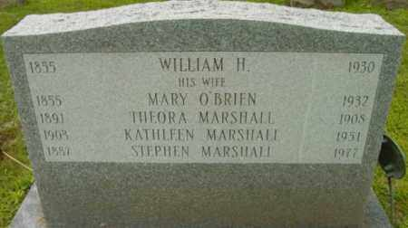 O'BRIEN, MARY - Berkshire County, Massachusetts | MARY O'BRIEN - Massachusetts Gravestone Photos