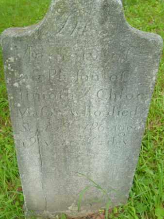 MASON, JOSEPH - Berkshire County, Massachusetts | JOSEPH MASON - Massachusetts Gravestone Photos