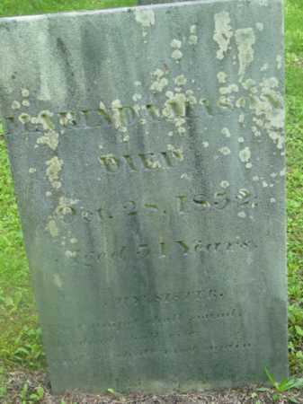 MASON, MARINDA - Berkshire County, Massachusetts | MARINDA MASON - Massachusetts Gravestone Photos
