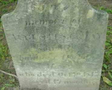 MAY, AUGUSTUS C - Berkshire County, Massachusetts | AUGUSTUS C MAY - Massachusetts Gravestone Photos