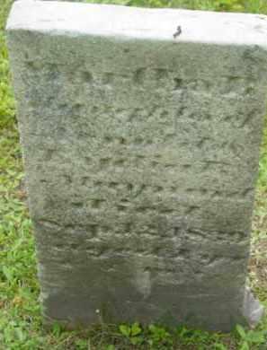 MAYNARD, MARTHA B - Berkshire County, Massachusetts | MARTHA B MAYNARD - Massachusetts Gravestone Photos