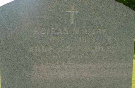 MCCABE, DANIEL - Berkshire County, Massachusetts   DANIEL MCCABE - Massachusetts Gravestone Photos