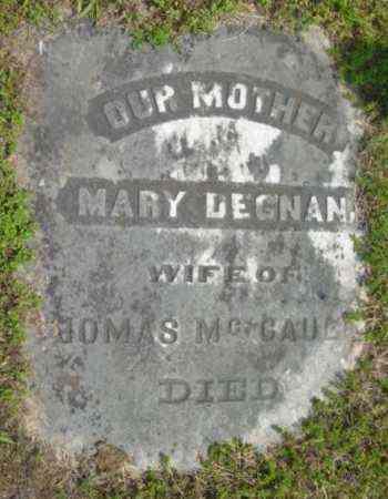 MCCAULEY, MARY - Berkshire County, Massachusetts | MARY MCCAULEY - Massachusetts Gravestone Photos