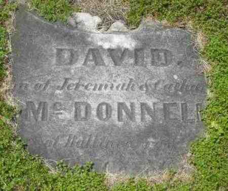 MCDONNELL, DAVID - Berkshire County, Massachusetts | DAVID MCDONNELL - Massachusetts Gravestone Photos