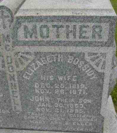 MCDONNELL, ELIZABETH - Berkshire County, Massachusetts | ELIZABETH MCDONNELL - Massachusetts Gravestone Photos