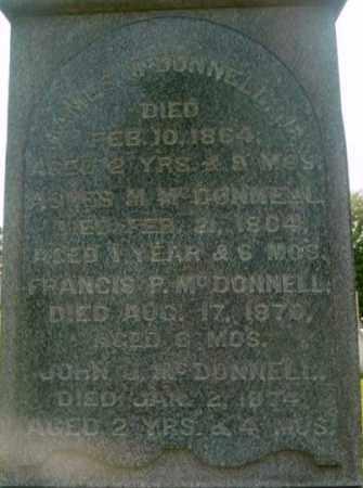 MCDONNELL, JOHN J - Berkshire County, Massachusetts | JOHN J MCDONNELL - Massachusetts Gravestone Photos