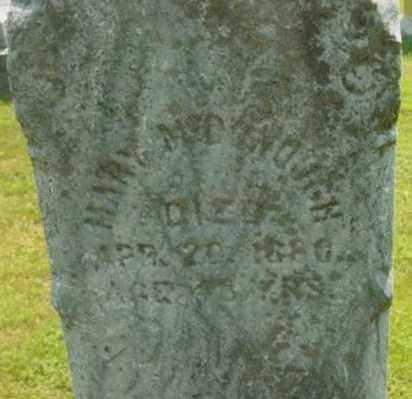 MCDONOUGH, MARY - Berkshire County, Massachusetts | MARY MCDONOUGH - Massachusetts Gravestone Photos