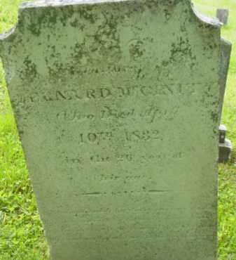 MCGENITY, BERNARD - Berkshire County, Massachusetts | BERNARD MCGENITY - Massachusetts Gravestone Photos
