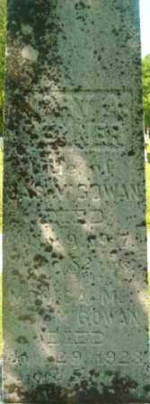 ???NER MCGOWAN, MARY A - Berkshire County, Massachusetts | MARY A ???NER MCGOWAN - Massachusetts Gravestone Photos