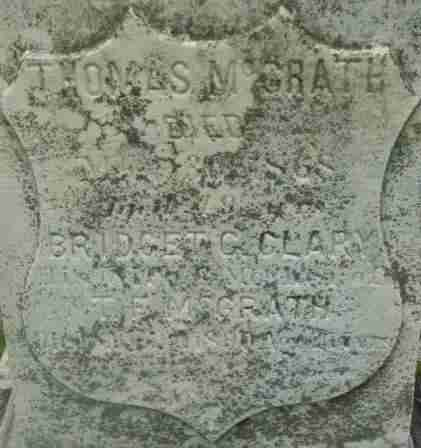 MCGRATH, THOMAS - Berkshire County, Massachusetts | THOMAS MCGRATH - Massachusetts Gravestone Photos