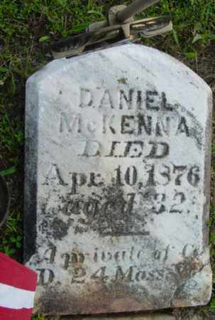 MCKENNA, DANIEL - Berkshire County, Massachusetts | DANIEL MCKENNA - Massachusetts Gravestone Photos