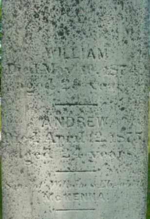 MCKENNA, WILLIAM - Berkshire County, Massachusetts | WILLIAM MCKENNA - Massachusetts Gravestone Photos