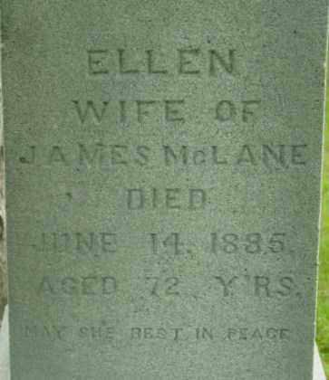 MCLANE, ELLEN - Berkshire County, Massachusetts | ELLEN MCLANE - Massachusetts Gravestone Photos