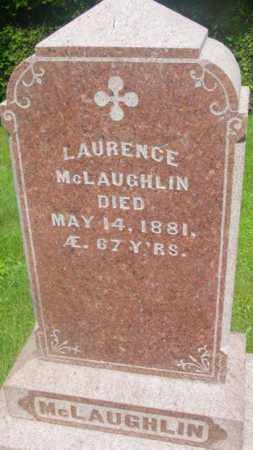 MCLAUGHLIN, LAURENCE - Berkshire County, Massachusetts | LAURENCE MCLAUGHLIN - Massachusetts Gravestone Photos