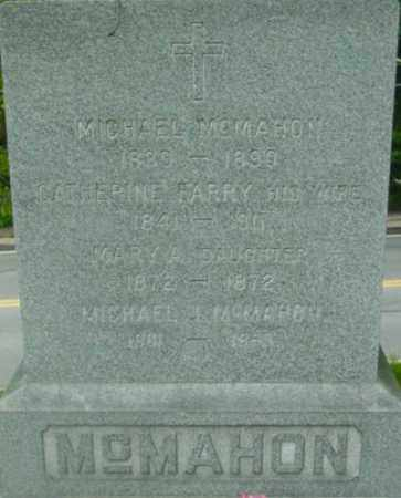 MCMAHON, MICHAEL - Berkshire County, Massachusetts | MICHAEL MCMAHON - Massachusetts Gravestone Photos
