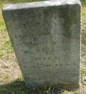 MCMURRAY, CAROLINE A - Berkshire County, Massachusetts | CAROLINE A MCMURRAY - Massachusetts Gravestone Photos
