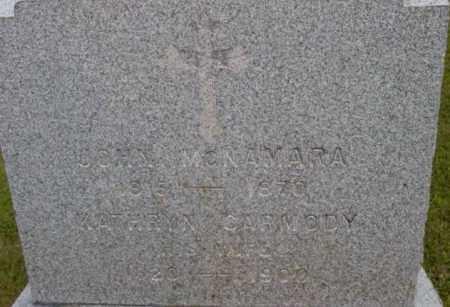 MCNAMARA, KATHRYN - Berkshire County, Massachusetts   KATHRYN MCNAMARA - Massachusetts Gravestone Photos