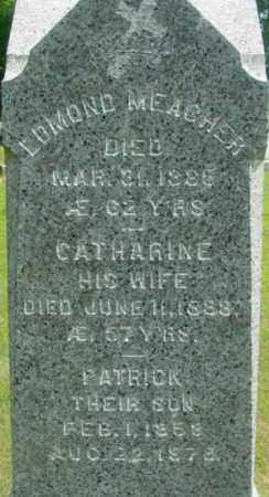 MEAGHER, CATHARINE - Berkshire County, Massachusetts | CATHARINE MEAGHER - Massachusetts Gravestone Photos
