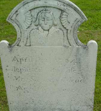 MEAD, STEPHEN - Berkshire County, Massachusetts   STEPHEN MEAD - Massachusetts Gravestone Photos